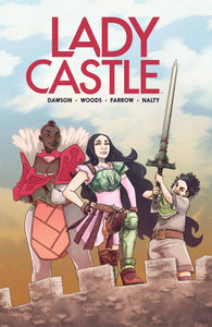 Ladycastle (Paperback) Graphic Novels published by Boom! Studios