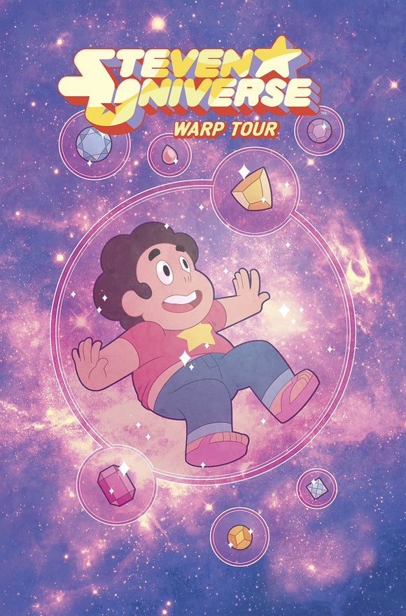 Steven Universe Ongoing (Paperback) Vol 01 Warp Tour Graphic Novels published by Boom! Studios