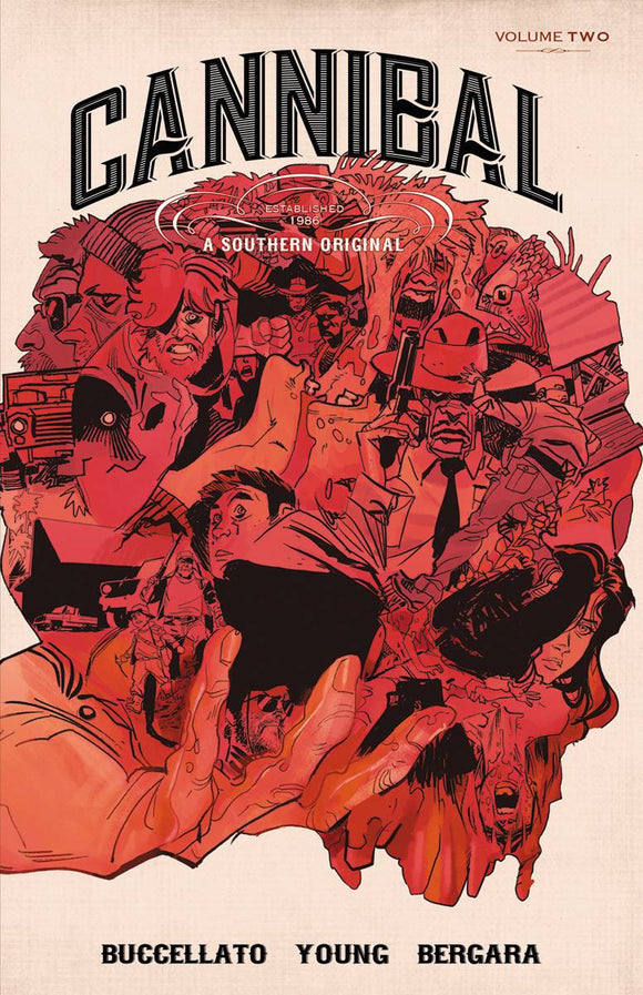 Cannibal (Paperback) Vol 02 Graphic Novels published by Image Comics