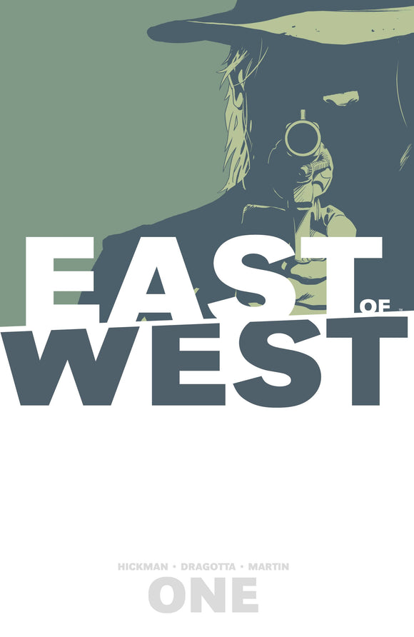 East Of West (Paperback) Vol 01 The Promise Graphic Novels published by Image Comics