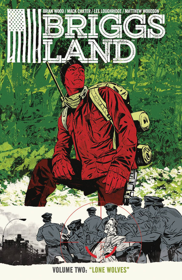 Briggs Land (Paperback) Vol 02 Lone Wolves Graphic Novels published by Dark Horse Comics
