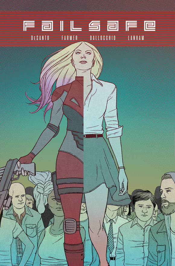Failsafe (Paperback) Vol 01 Graphic Novels published by Vault Comics