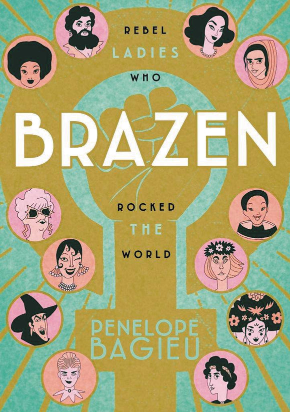 Brazen Gn Graphic Novels published by :01 First Second