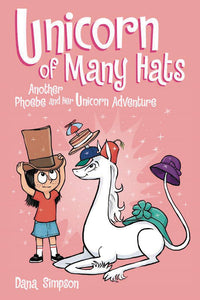 Heavenly Nostrils Chronicle (Paperback) Vol 07 Unicorn Many Hats Graphic Novels published by Amp! Comics For Kids