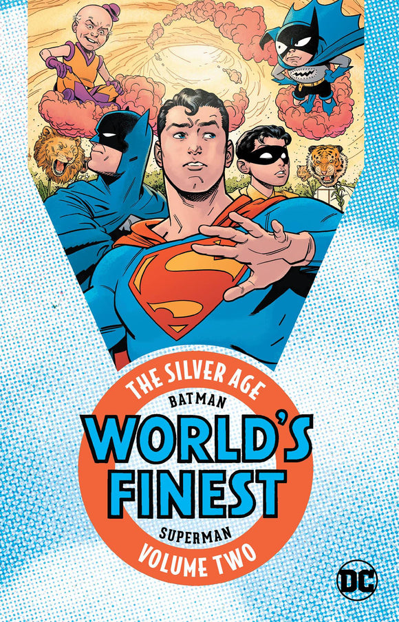 Batman & Superman In Worlds Finest The Silver Age Vol 02 Graphic Novels published by Dc Comics