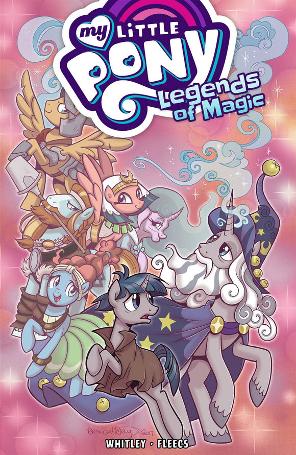 My Little Pony Legends Of Magic (Paperback) Vol 02 Graphic Novels published by Idw Publishing