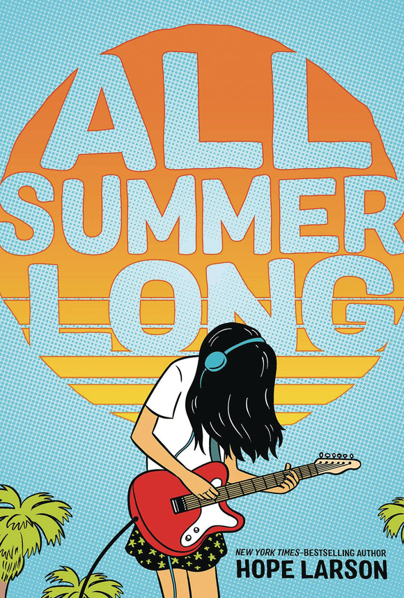 All Summer Long Gn Graphic Novels published by Farrar, Straus And Giroux
