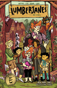 Lumberjanes (Paperback) Vol 09 Graphic Novels published by Boom! Studios