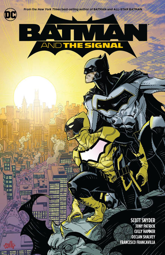 Batman And The Signal (Paperback) Graphic Novels published by Dc Comics