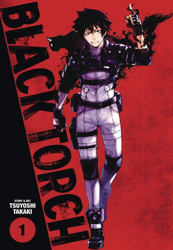 Black Torch Gn Vol 01 Manga published by Viz Media Llc