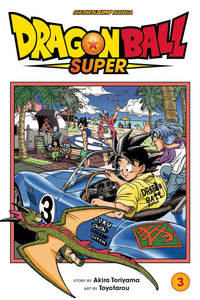 Dragon Ball Super Gn Vol 03 Manga published by Viz Llc