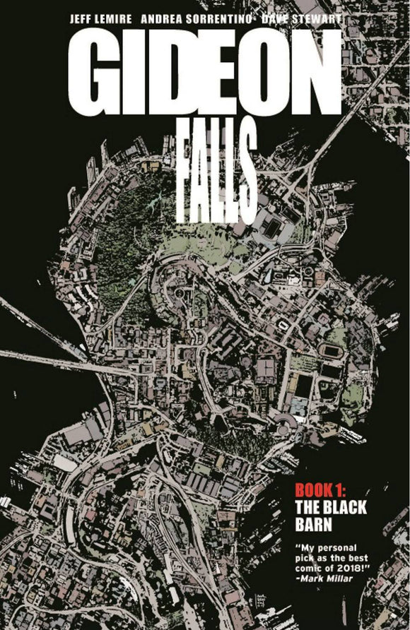 Gideon Falls (Paperback) Vol 01 Black Barn (Mature) Graphic Novels published by Image Comics