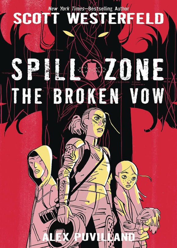 Spill Zone (Hardcover) Gn Vol 02 Broken Vow Graphic Novels published by :01 First Second