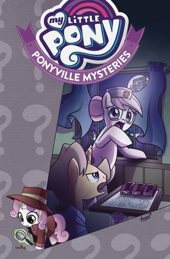 My Little Pony Ponyville Mysteries (Paperback) Vol 01 Graphic Novels published by Idw Publishing