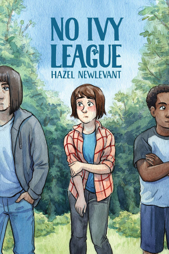 No Ivy League Gn Graphic Novels published by Lion Forge