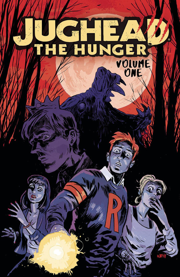 Jughead Hunger (Paperback) Vol 01 (Mature) Graphic Novels published by Archie Comic Publications