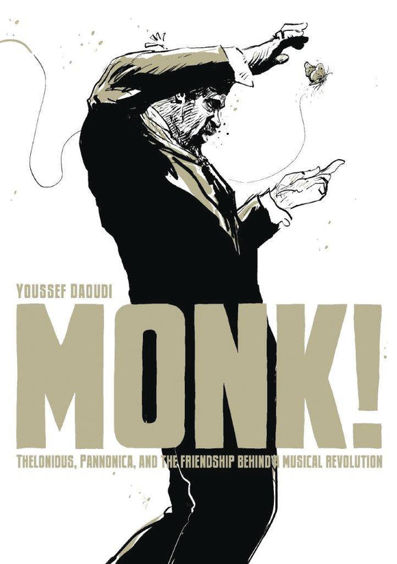 Monk Thelonious Pannonica Friendship Behind Revolution Graphic Novels published by :01 First Second