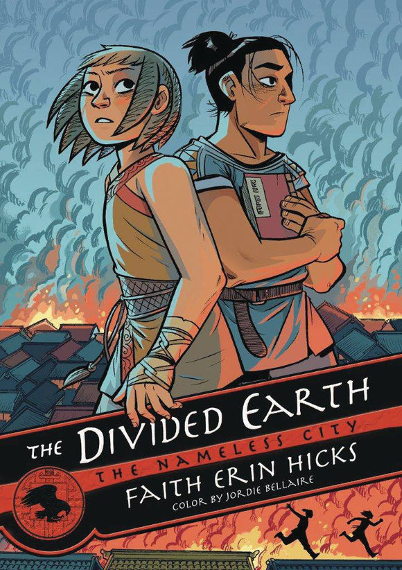 Nameless City Gn Vol 03 (Of 3) Divided Earth Graphic Novels published by :01 First Second
