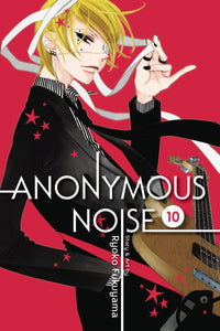 Anonymous Noise Gn Vol 10 Manga published by Viz Media Llc