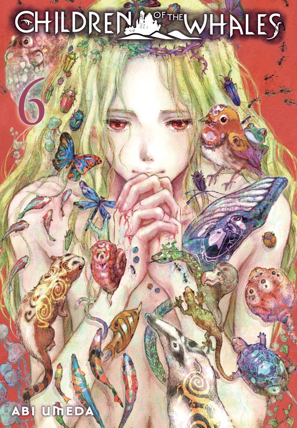 Children Of Whales Gn Vol 06 Manga published by Viz Media Llc