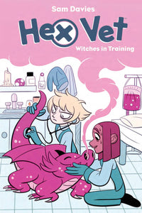 Hex Vet Vol 01 Witches In Training (Paperback) Graphic Novels published by Boom! Studios