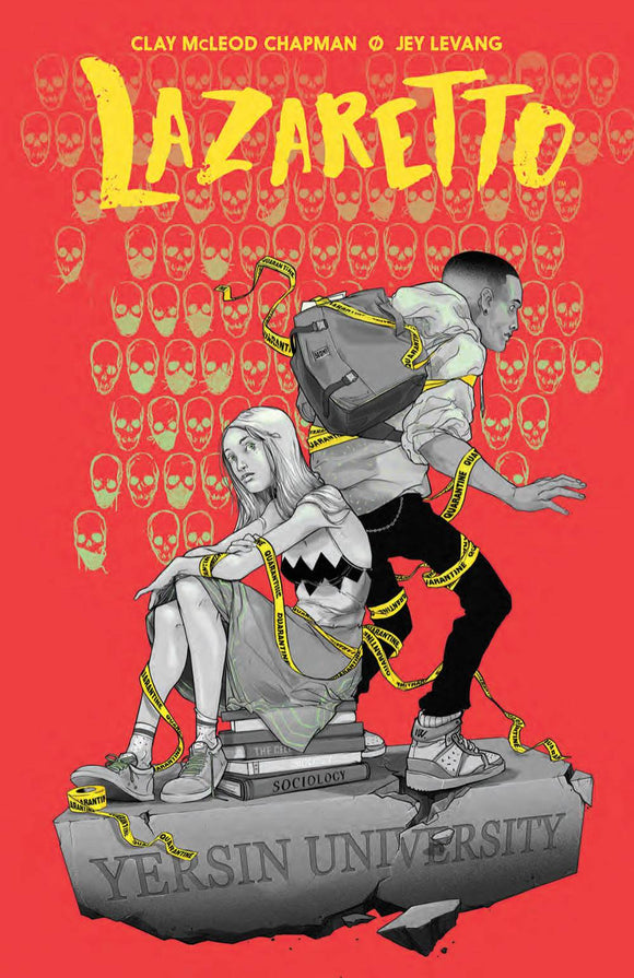 Lazaretto (Paperback) (Mature) Graphic Novels published by Boom! Studios