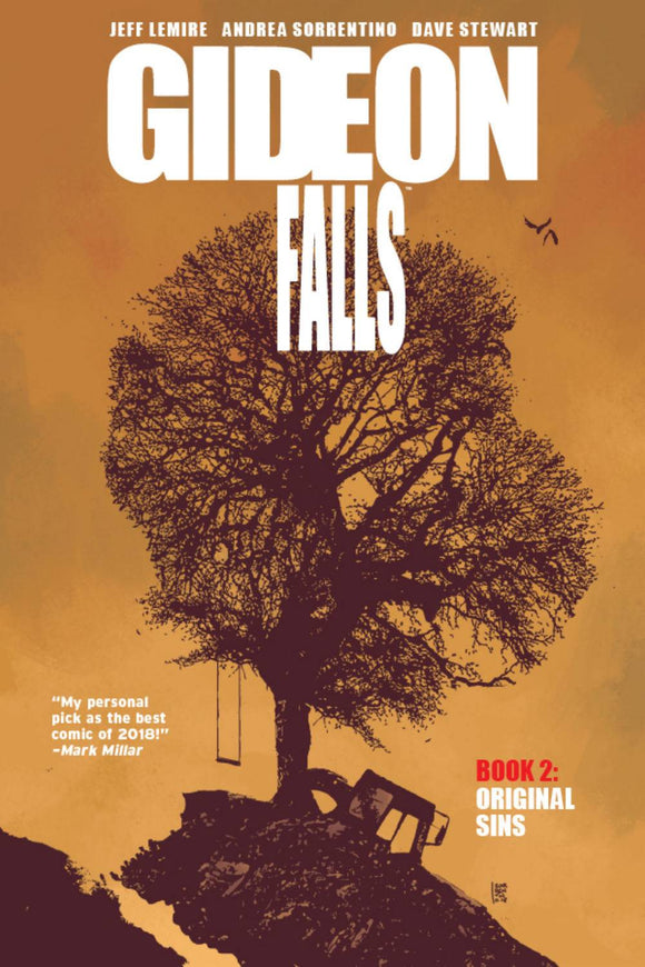 Gideon Falls (Paperback) Vol 02 Original Sins (Mature) Graphic Novels published by Image Comics