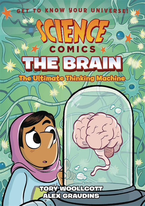 Science Comics The Brain (Paperback) Graphic Novels published by :01 First Second