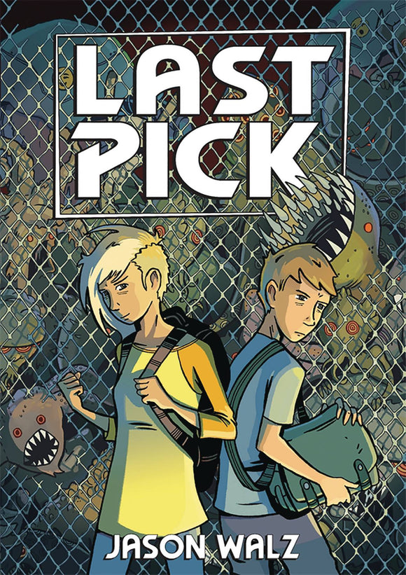 Last Pick Gn Vol 01 (Of 3) Graphic Novels published by :01 First Second