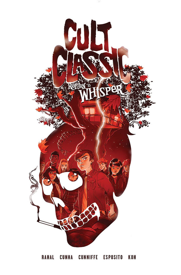 Cult Classic Return To Whisper (Paperback) Graphic Novels published by Vault Comics