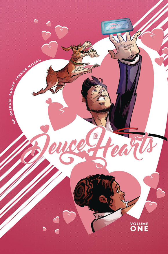 Deuce Of Hearts (Paperback) Graphic Novels published by Vault Comics