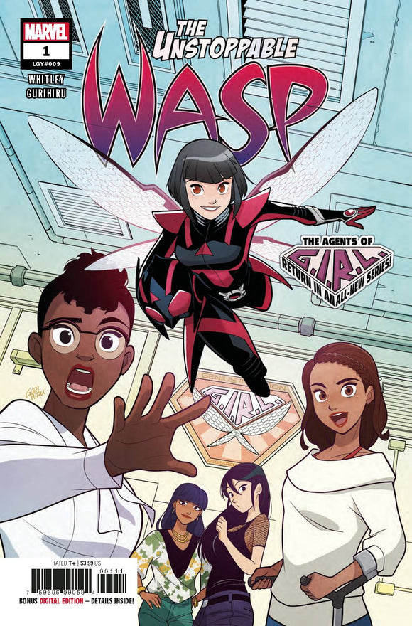 Unstoppable Wasp (2018) #1 (NM) Comic Books published by Marvel Comics