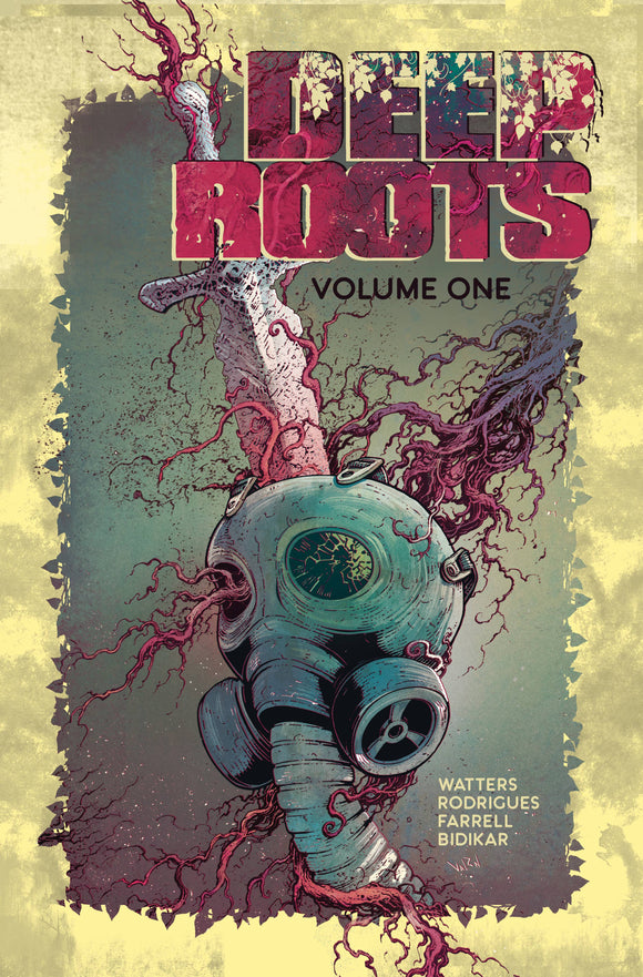 Deep Roots (Paperback) Vol 01 Graphic Novels published by Vault Comics