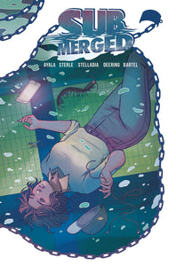 Submerged (Paperback) Vol 01 Graphic Novels published by Vault Comics