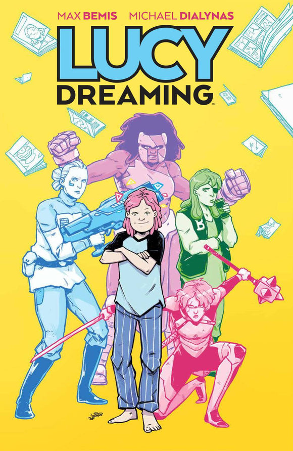 Lucy Dreaming (Paperback) Graphic Novels published by Boom! Studios
