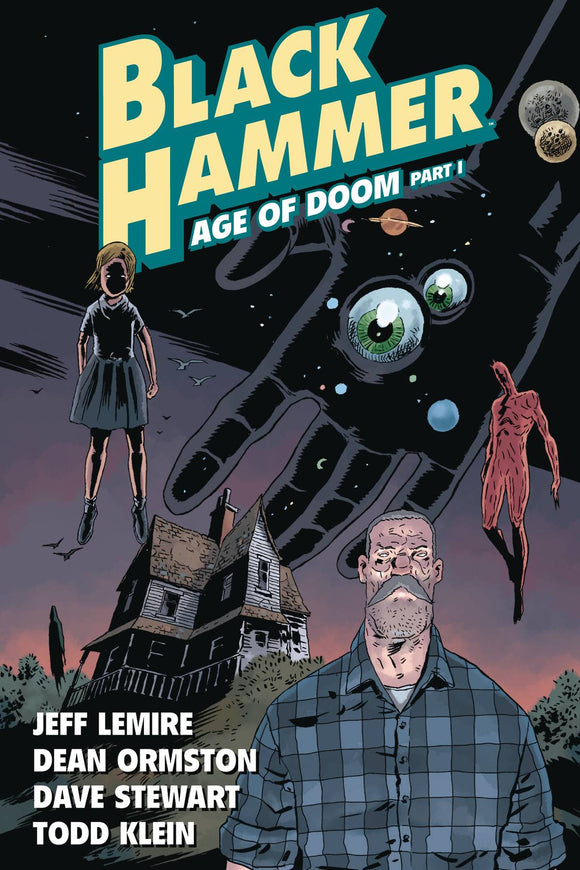 Black Hammer (Paperback) Vol 03 Age Of Doom Part I Graphic Novels published by Dark Horse Comics