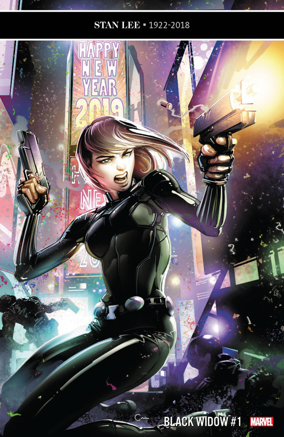 Black Widow (2019 8th Series) #1 (NM) Comic Books published by Marvel Comics
