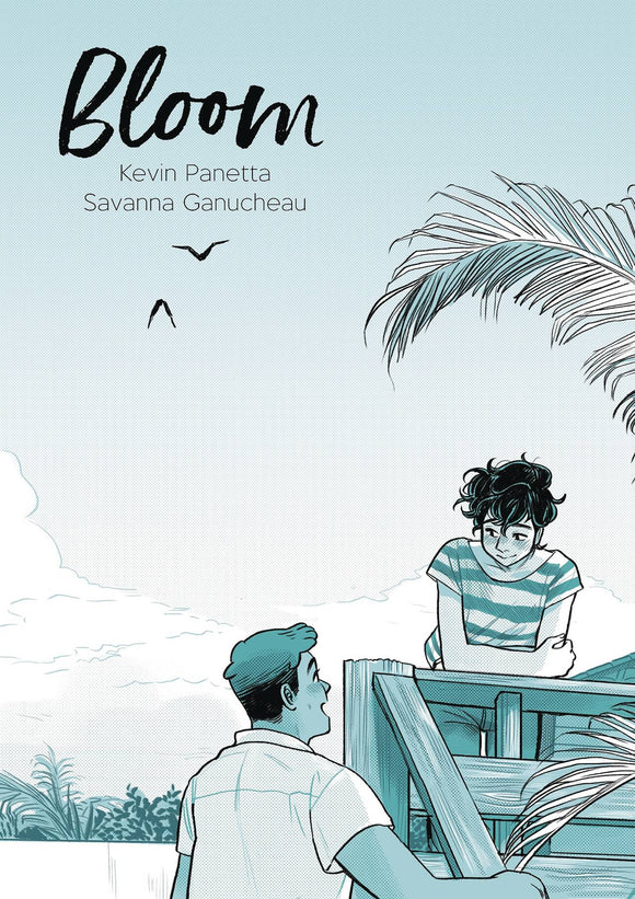 Bloom (Hardcover) Gn (Mature) Graphic Novels published by :01 First Second