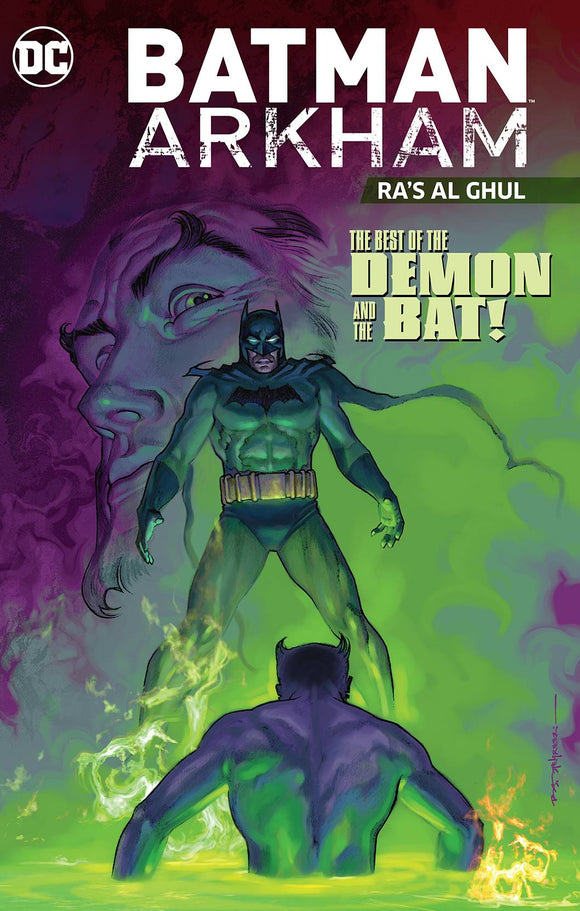 Batman Arkham Ras Al Ghul (Paperback) Graphic Novels published by Dc Comics