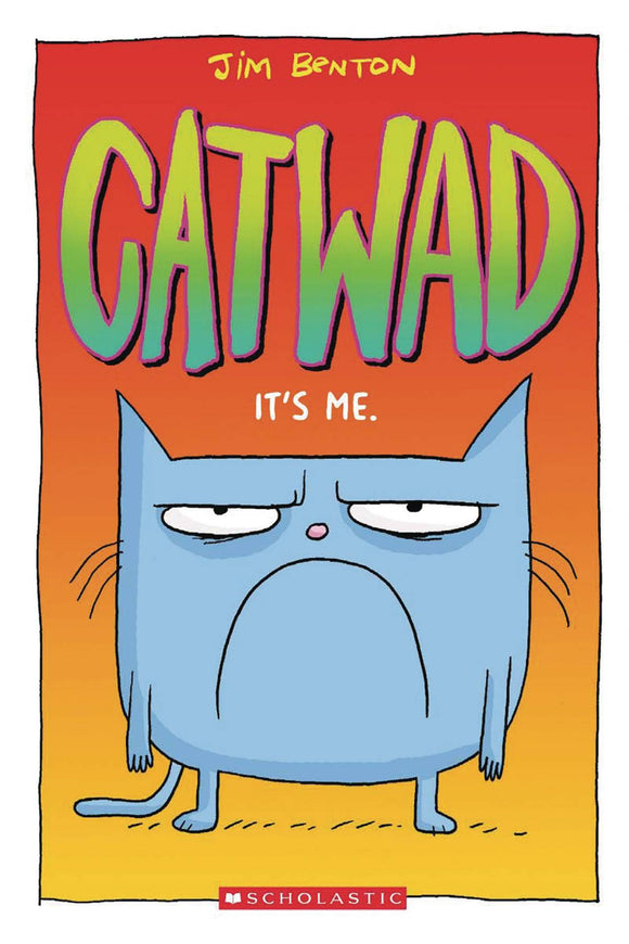 Catwad Gn Vol 01 Its Me Graphic Novels published by Graphix