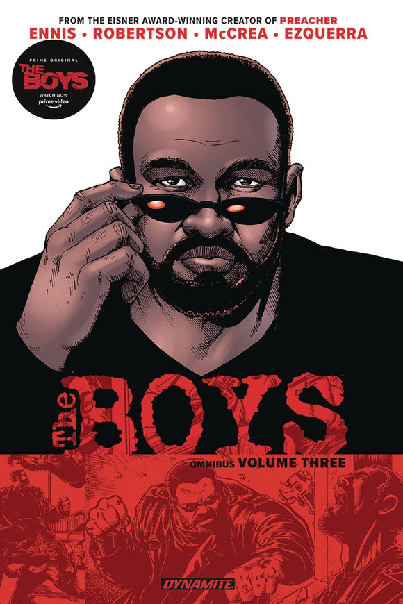 Boys Omnibus (Paperback) Vol 03 (Mature) Graphic Novels published by Dynamite