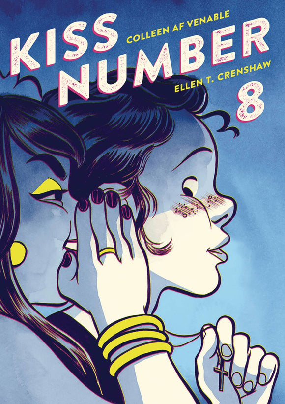 Kiss Number 8 Gn (Mature) Graphic Novels published by :01 First Second