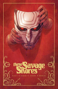 These Savage Shores (Paperback) Vol 01 Graphic Novels published by Vault Comics
