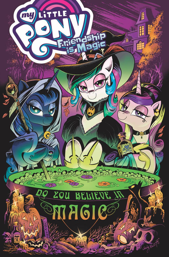 My Little Pony Friendship Is Magic (Paperback) Vol 16 Graphic Novels published by Idw Publishing