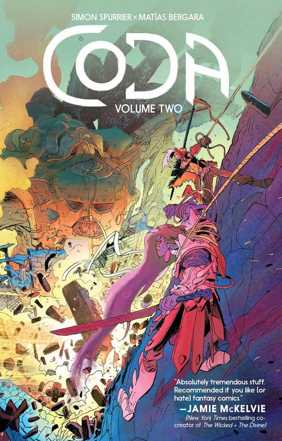 Coda (Paperback) Vol 02 Graphic Novels published by Boom! Studios