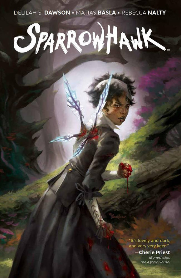 Sparrowhawk (Paperback) Graphic Novels published by Boom! Studios