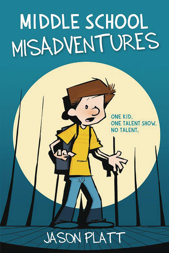 Middle School Misadventures Gn Graphic Novels published by Little Brown Book For Young Re