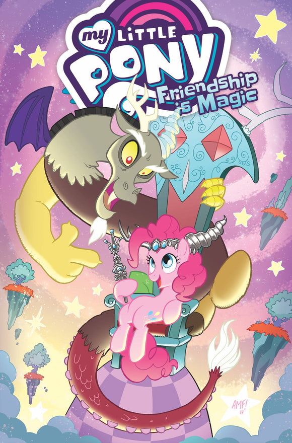 My Little Pony (Paperback) Vol 13 Star Pupil Graphic Novels published by Idw Publishing