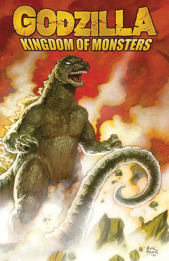 Godzilla Kingdom Of Monsters (Paperback) Graphic Novels published by Idw Publishing