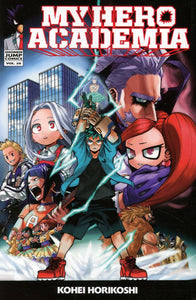 My Hero Academia (Manga) Vol 20 Manga published by Viz Media Llc